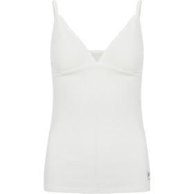 super.natural 165 Rib Top Dam fresh white
